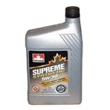 Supreme Synthetic 5W-30